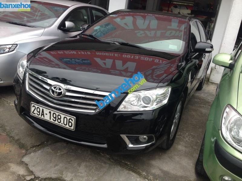 Xe Toyota Camry 2.0 2011-1