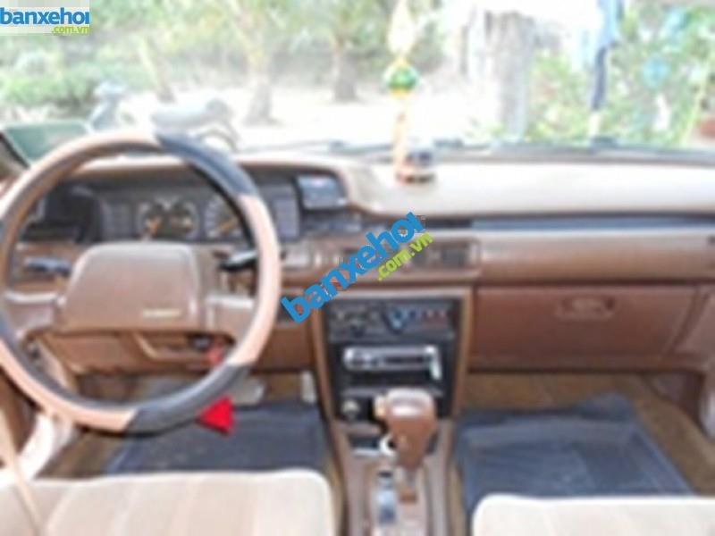 Cần bán gấp Toyota Camry năm sản xuất 1991, màu vàng, nhập khẩu, giá chỉ 160 triệu-7