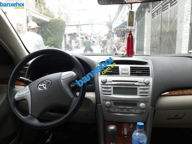 Xe Toyota Camry 2.4G 2008-5