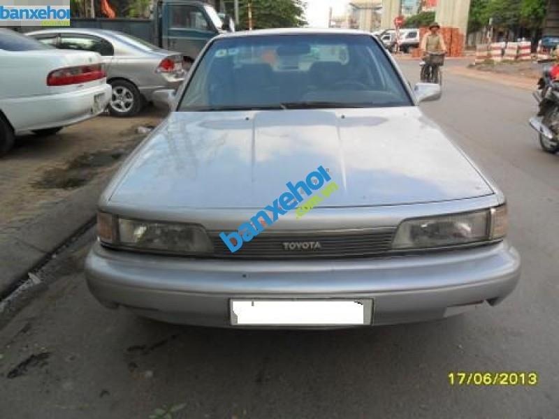Xe Toyota Camry Trước 1990-2