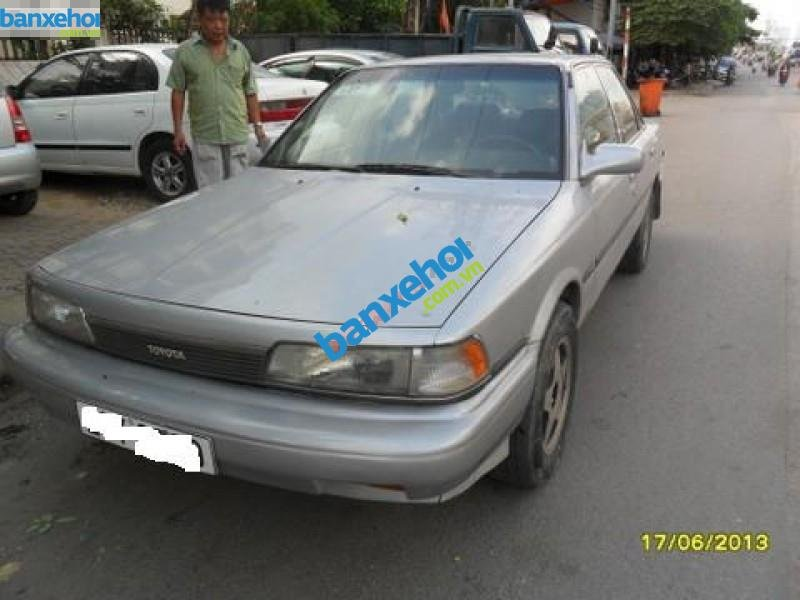 Xe Toyota Camry Trước 1990-0
