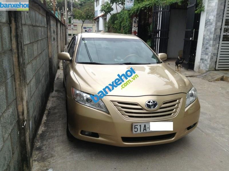 Xe Toyota Camry 2.4G 2006-0