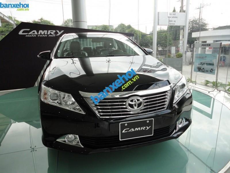 Xe Toyota Camry 2.5Q 2014-0