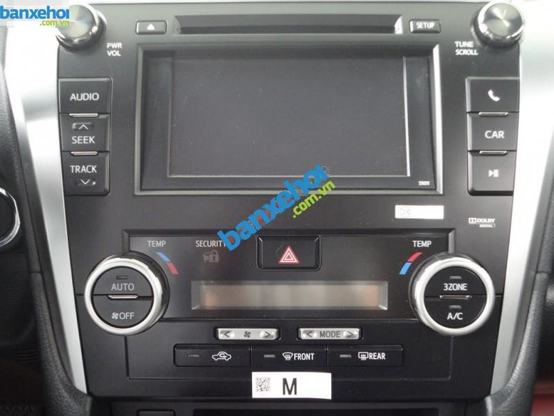 Xe Toyota Camry 2.5Q 2014-7