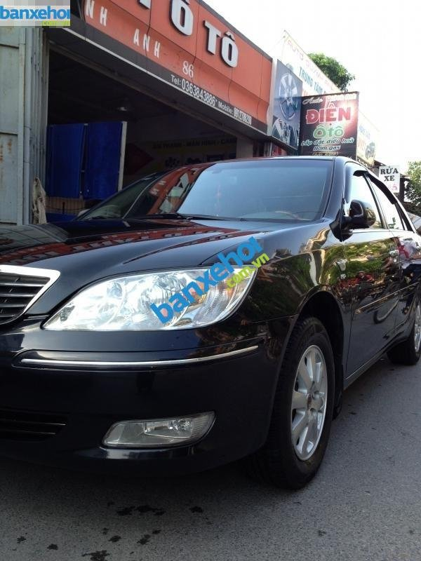 Xe Toyota Camry 2.4G 2004-0
