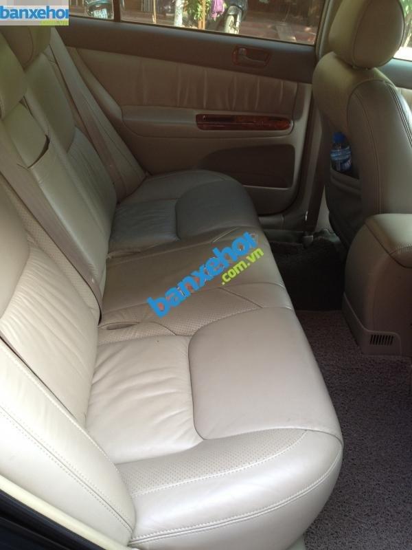 Xe Toyota Camry 2.4G 2004-3