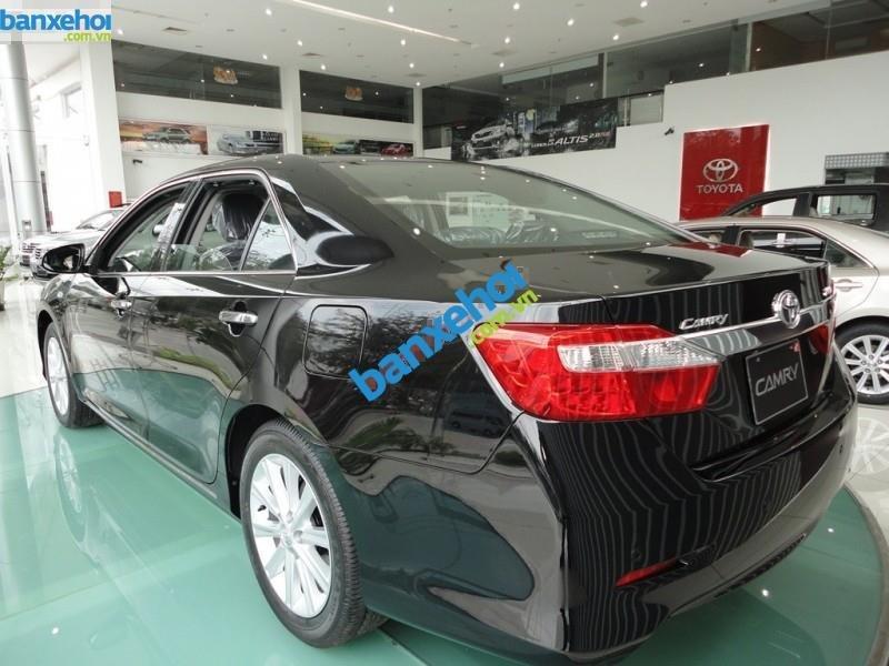 Xe Toyota Camry 2.5Q 2014-4