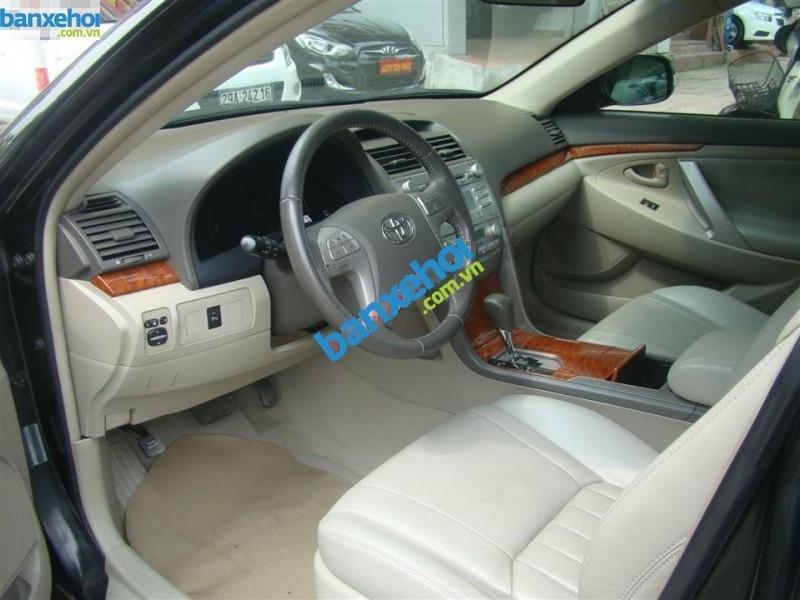 Xe Toyota Camry 2.4G 2008-2