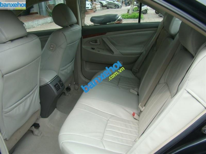 Xe Toyota Camry 2.4G 2008-6