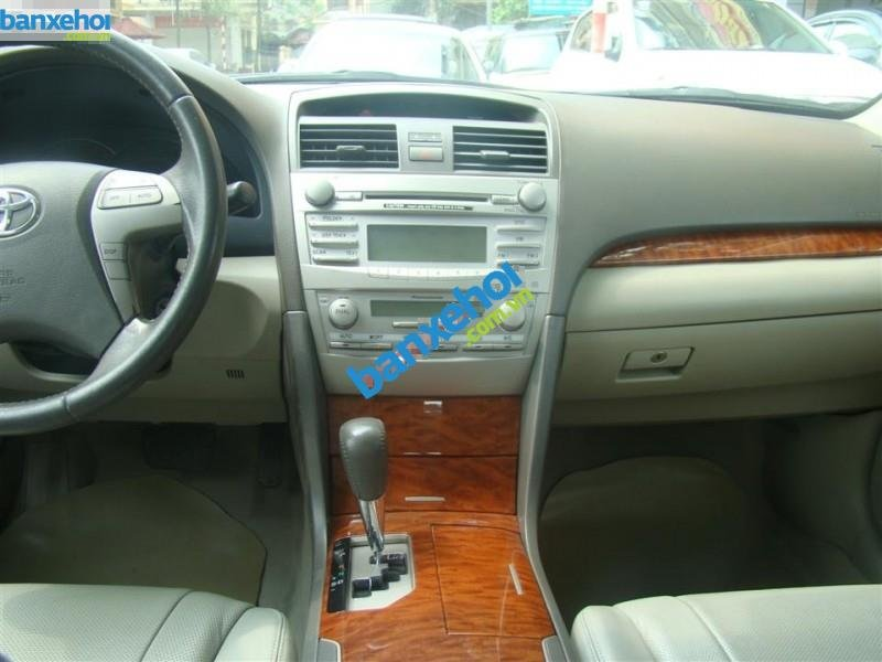 Xe Toyota Camry 2.4G 2008-4