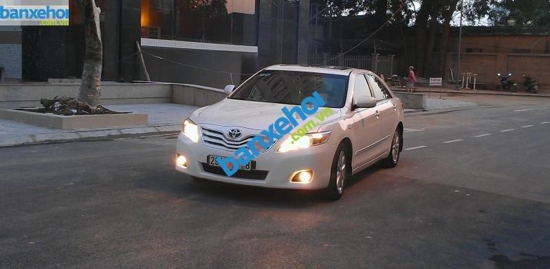 Xe Toyota Camry GLX 2011-2
