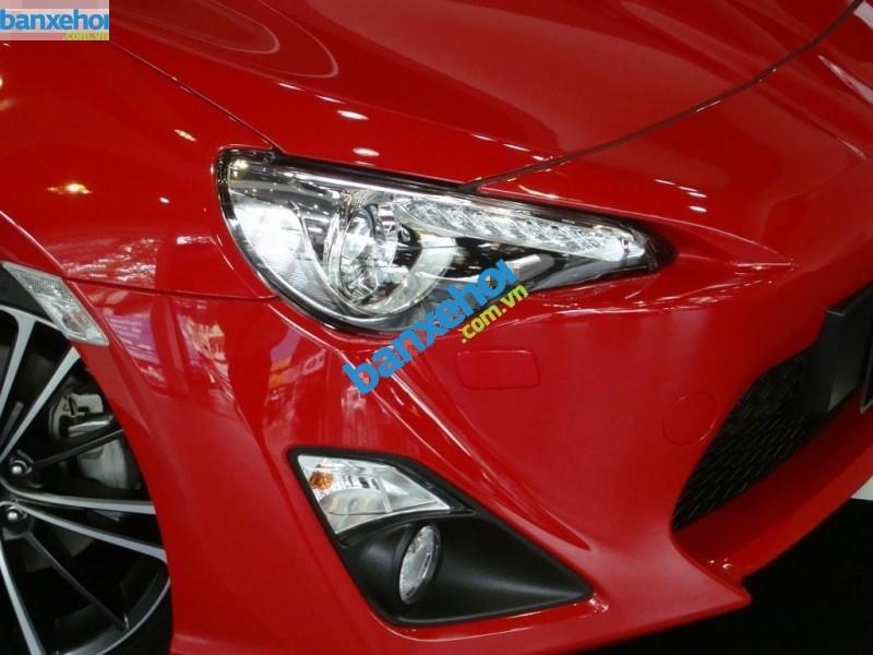 Xe Toyota FT 86  2014-2