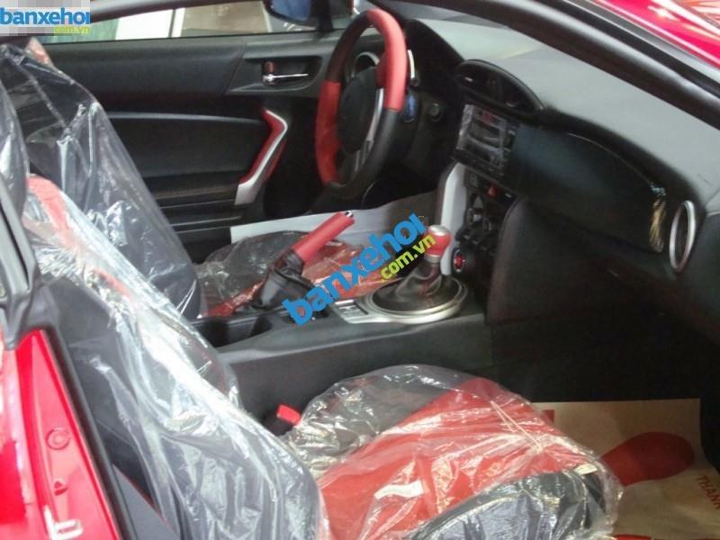 Xe Toyota FT 86  2014-6