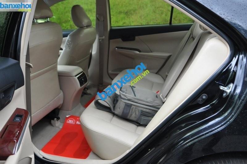 Xe Toyota Camry 2.5G 2012-8