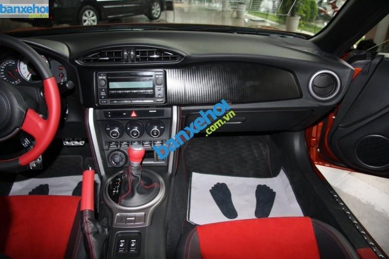 Xe Toyota FT 86  2014-7
