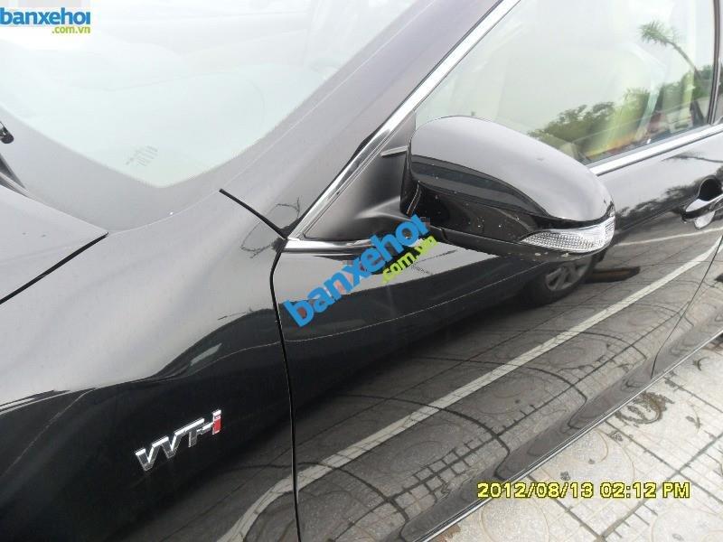 Xe Toyota Camry 2.0 E 2014-5