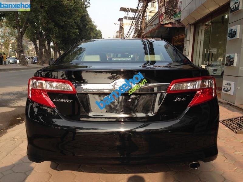 Xe Toyota Camry xle 2013-4