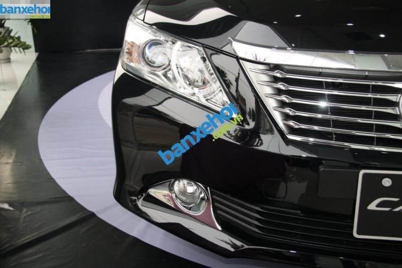 Xe Toyota Camry 2.0E 2014-1