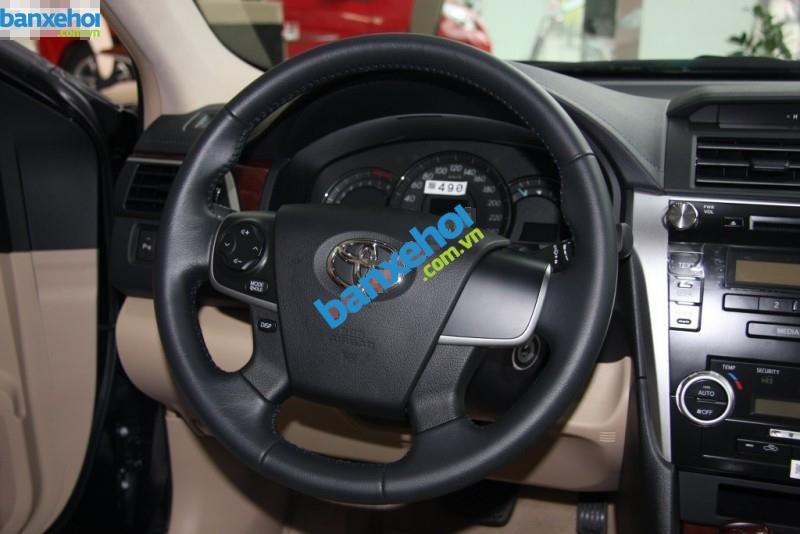 Xe Toyota Camry 2.0E 2014-6