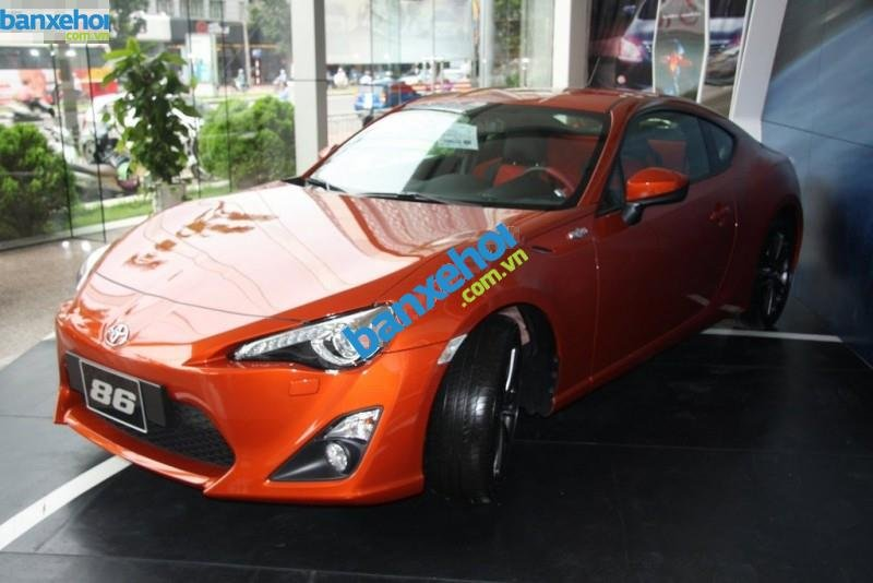Xe Toyota FT 86  2014-0