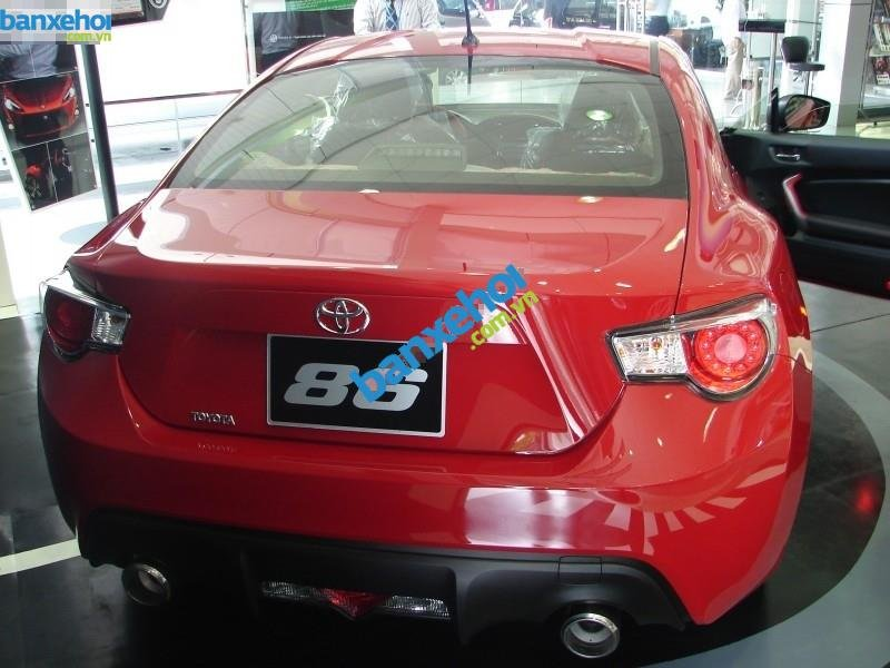 Xe Toyota FT 86  2014-3