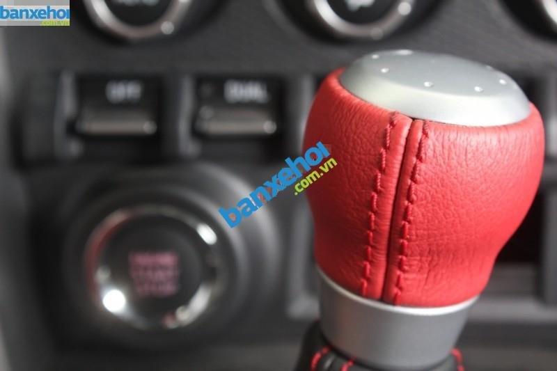 Xe Toyota FT 86  2014-9