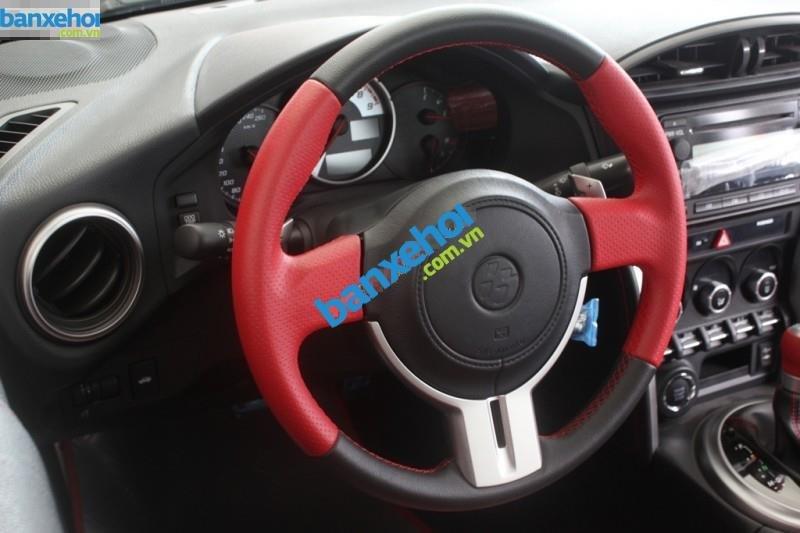 Xe Toyota FT 86  2014-5