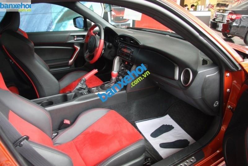 Xe Toyota FT 86  2014-4