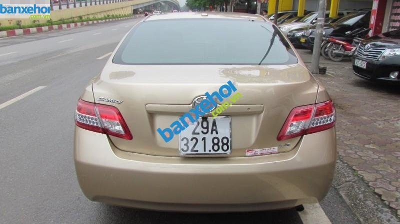Xe Toyota Camry LE 2.5 2010-9