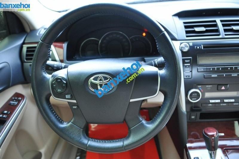 Xe Toyota Camry 2.5G 2012-6
