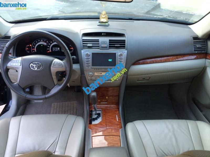 Xe Toyota Camry 2.4G VVT-i 2008-7