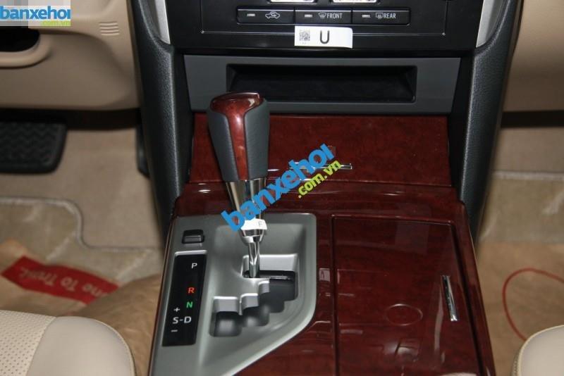 Xe Toyota Camry 2.0E 2014-7