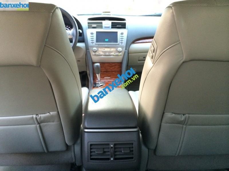 Xe Toyota Camry 2.4G VVT-i 2008-8