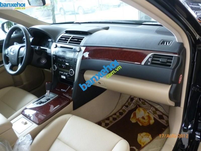 Xe Toyota Camry 2.0E 2013-5