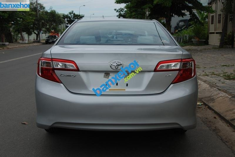 Xe Toyota Camry LE 2.5L 2012-1