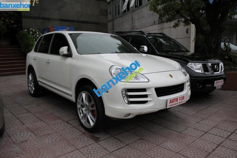 Xe Porsche Cayenne S 2008-1