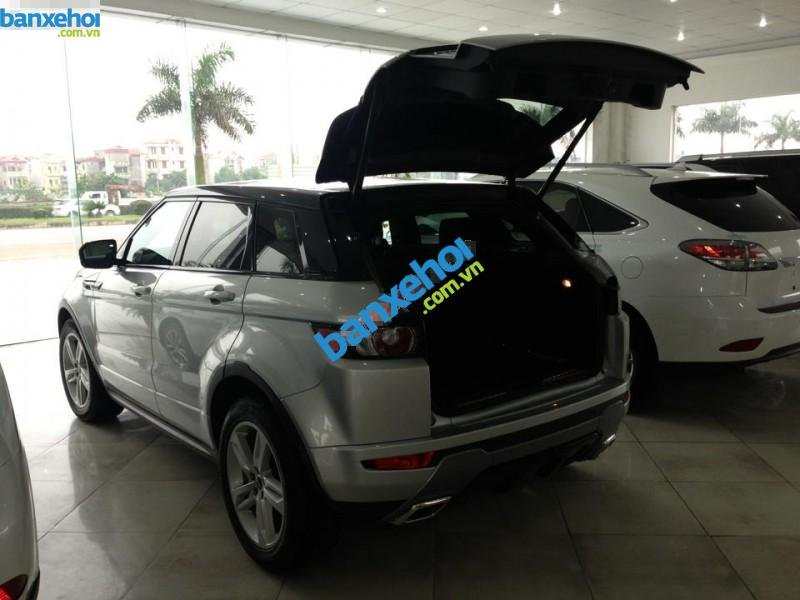 Xe LandRover Range Rover Evogue Dinamic 2013-8