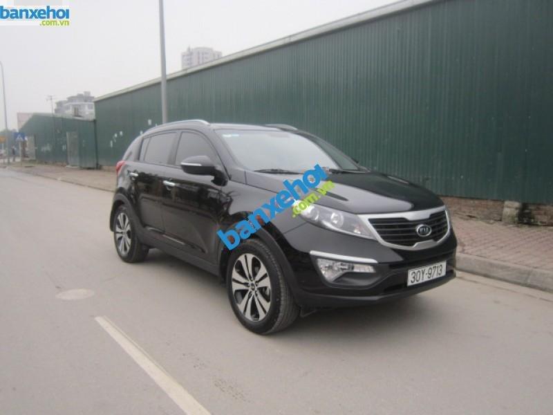 Xe Kia Sportage TXL 2010-1
