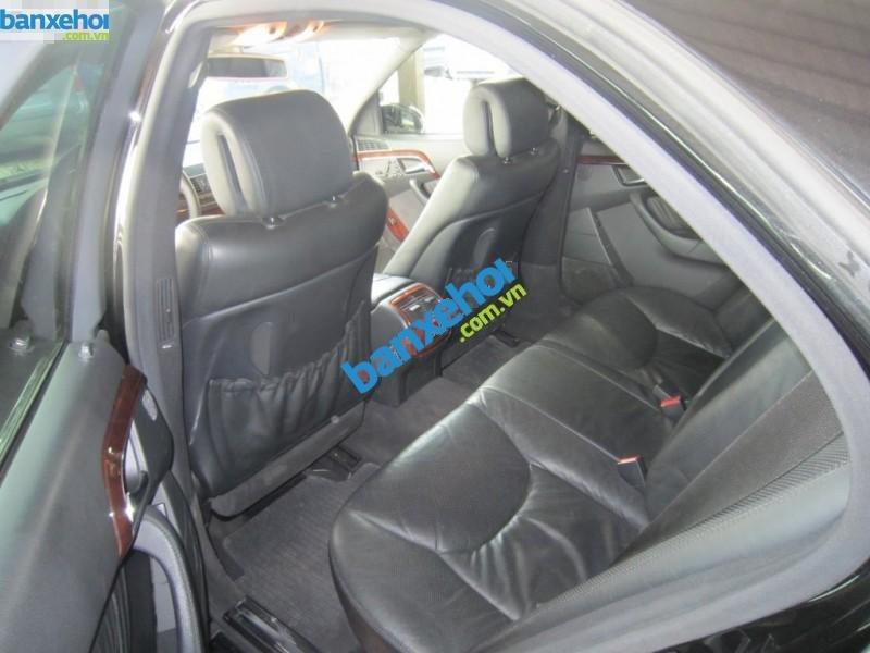 Xe Mercedes-Benz S class 320 CDI 2004-9