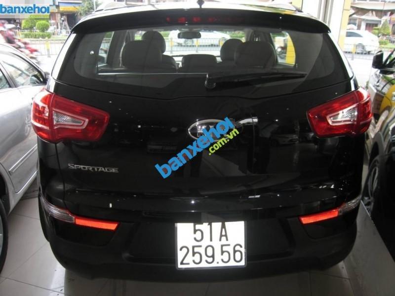 Xe Kia Sportage  2011-8