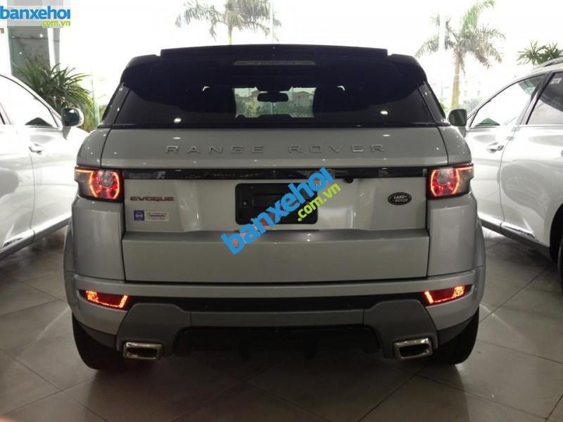 Xe LandRover Range Rover Evogue Dinamic 2013-9