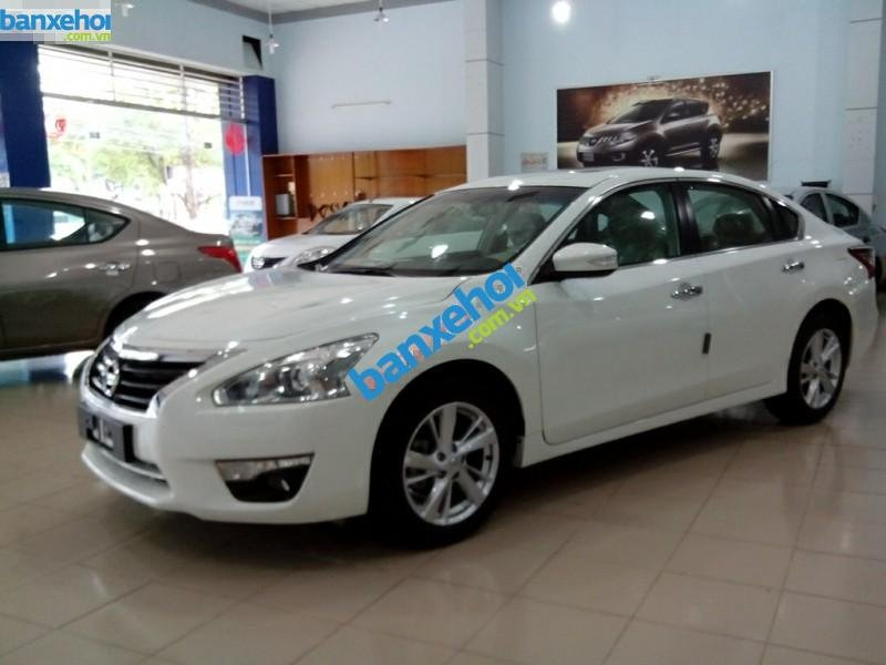 Xe Nissan Teana 2.5 SL 2014-0