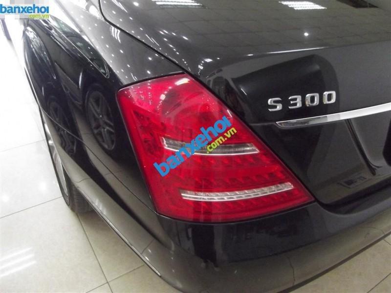 Xe Mercedes-Benz S class S300 2011-6