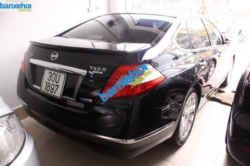 Xe Nissan Teana 250XV 2009-3
