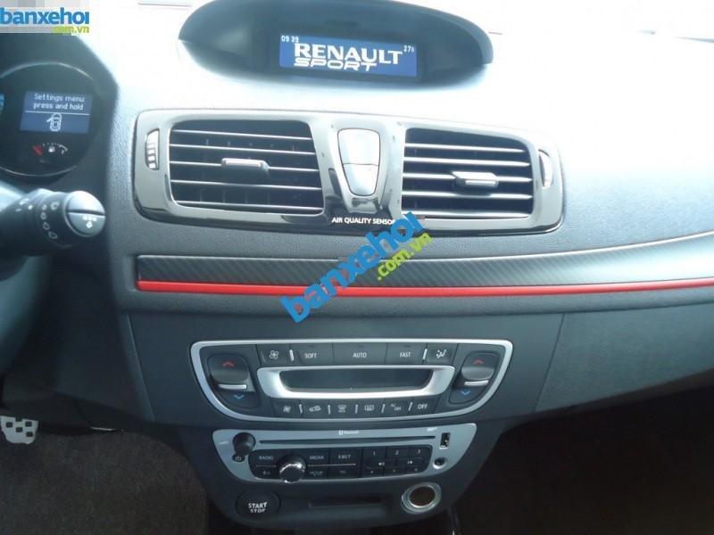 Xe Renault Megane RS 2014-5
