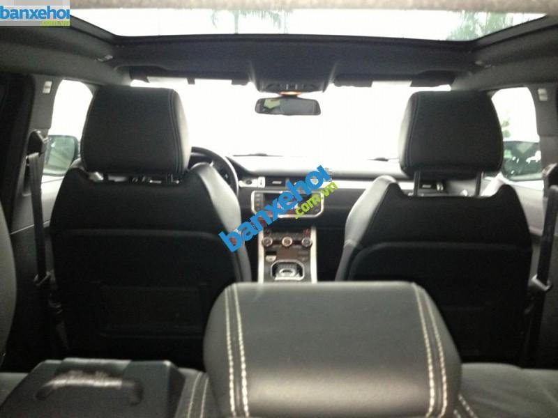 Xe LandRover Range Rover Evogue Dinamic 2013-7
