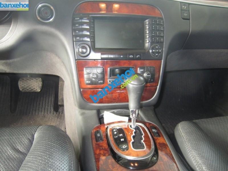 Xe Mercedes-Benz S class 320 CDI 2004-7