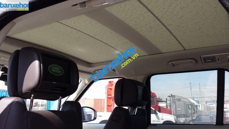 Xe LandRover Range Rover Supercharge HSE 2014-2