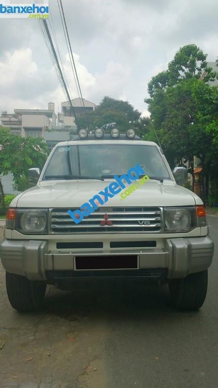 Xe Mitsubishi Pajero V6 3.0 1998-1