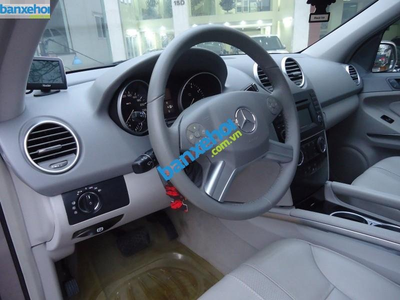 Xe Mercedes-Benz ML Class 350 2009-2